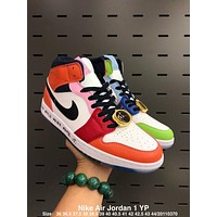 Nike Air Jordan 1 YP Sneakers Sport Shoes