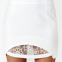 Peeking Daisy Skirt