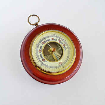 ATCO Barometer Made in Germany