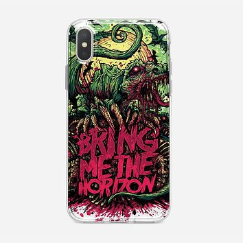 Bring Me The Horizon Collage iPhone XS Case