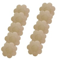 Shymay Women's Disposable Nipple Covers No Show Breast Petal Pasties