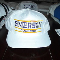 EMERSON COLLEGE HAT NWT/THE GAME