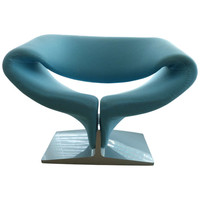 Ribbon Chair, Model No. 582 by Pierre Paulin for Artifort