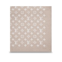 Authentic Louis Vuitton Paris Monogram Blanket