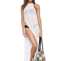 Knitty Gritty Beach Cover Up