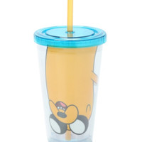 Adventure Time Finn & Jake Acrylic Travel Cup