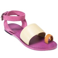Torrence Ankle Wrap Sandals