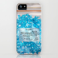 W.W. Blue Sky meth. (DEA Evidence) iPhone & iPod Case by Emiliano Morciano (Ateyo)