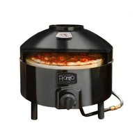 The Mini Outdoor Pizza Oven