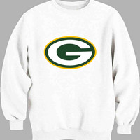 Green Bay Packers logo Sweater for Mens Sweater and Womens Sweater ***