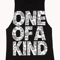 Statement-Making Muscle Tee