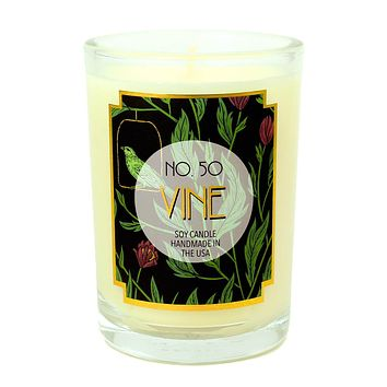 Vine Scented Soy Wax Candle