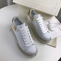 Alexander Mcqueen Oversized Sneakers With Air Cushion Sole Reference #13