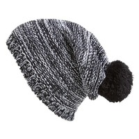 Junior Women's Capelli of New York Marled Knit Beanie