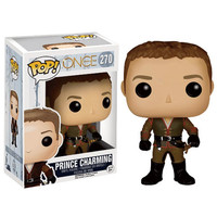 Once Upon A Time Pop! Vinyl Figure - Prince Charming : Forbidden Planet