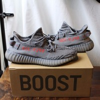 Yeezy Boost 350 V2 Beluga 2.0 size 8.5 US/ 42 / 8 UK NEW never worn with BOX