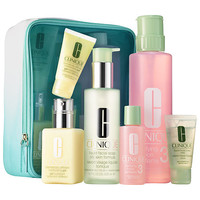 Great Skin Everywhere Set for Oilier Skin - CLINIQUE | Sephora
