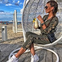 Women's Casual Tracksuit