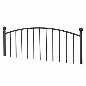 """Bed Frames - 1'.5"""" x 60"""" x 49'.75"""" Coffee, Metal - Queen/Full Size Bed Headboard"""