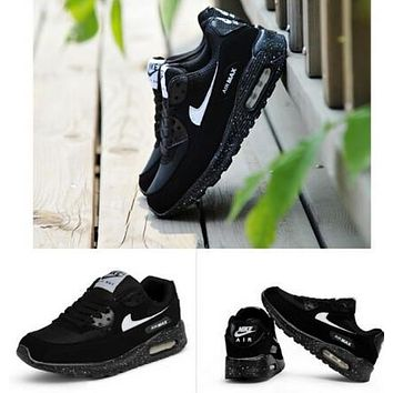 NIKE AIR MAX 90 SNEAKERS RUNNING WOMENS MEN'S SHOES