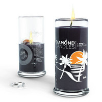 Cologne Scented Candles | Dusk | Diamond Candles?