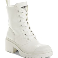 MARC JACOBS Bristol Lace-Up Boot (Women) | Nordstrom
