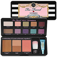 Sephora: Too Faced : Too Faced Loves Sephora 15 Years Of Beauty Palette : combination-sets-palettes-value-sets-makeup