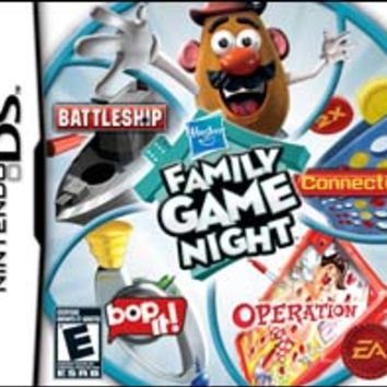 Hasbro Family Game Night for Nintendo DS | GameStop