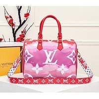 lv louis vuitton womens tote bag handbag shopping leather tote crossbody satchel 123