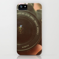 canon eos rebel 3  iPhone Case by * picture this *