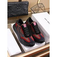 OFF-WHITE  Fashion Women Men Casual Running Sport Shoes Sneakers Slipper Sandals High Heels Shoes