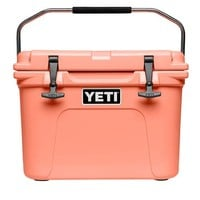 YETI Roadie Cooler - 20 Coral | SoProGear – Hunting, Fishing, Camping, Athletic Gear