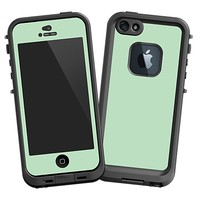 Spring Green Skin  for the iPhone 5 Lifeproof Case by skinzy.com
