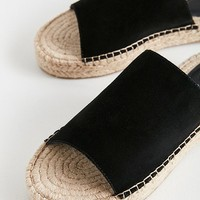 Mimi Espadrille Slide | Urban Outfitters