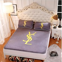 YSL Collapsible - Ice mat - Three-piece - Single bed - Double bed Grey B-AA#-CBJF