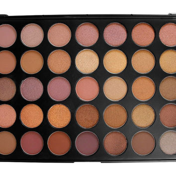 35T - 35 COLOR TAUPE PALETTE **NEW**