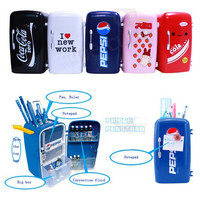 Infomation Symmetry Cool Stuffs Blog  » Mini Fridge Shaped Pen Holder