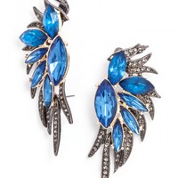 Phoenix Wing Ear Cuffs