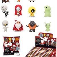 The Nightmare Before Christmas   Series 2 3-D Figural KEYCHAIN [BLIND BOX]