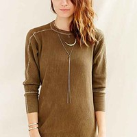 Urban Renewal Ribbed XL Tunic-