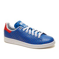 Adidas Pharrell Williams Stan Smith Shoes - Mens Shoes - Blue