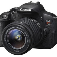 Canon EOS T5i 18-55mm IS STM Lens Kit Refurbished | Canon Online Store