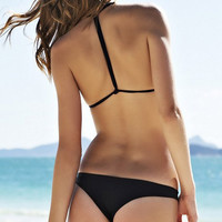 Cupshe Candy Color Solid Bikini Sets