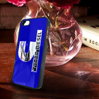 turbo cummin blue for iPhone and Samsung Galaxy