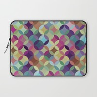 Circling Laptop Sleeve by All Is One
