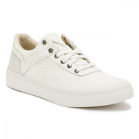 Diesel Mens Ice White S-Spaark Low Trainers