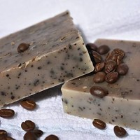 Handmade Homemade Coffee soap