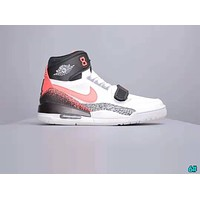 Nike Air Jordan Legacy 312 Fashion Men Casual High Top Sport Running Sneakers Basketball Shoes 6#