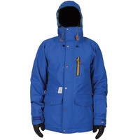 Billabong Men's Tdf 3L Peak Jacket Blue