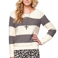 LA Hearts V-Neck Raglan Pullover Sweater at PacSun.com
